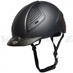 UVEX- kask exxential black matowy roz S-M