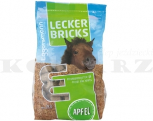Lecker Bricks 1 kg jabłko